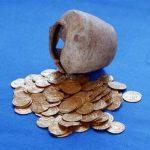 تصاویر و عکسهای کشف زیباترین آثار باستانی دنیا از مجسمه و سکه گرفته تا لوح گلی