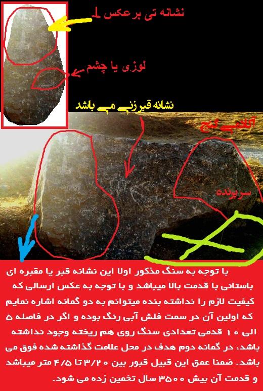آدرس گروه و کانال گنج یابی و دفینه یابی در تلگرام / لینک عضویت کانال باستان شناسی