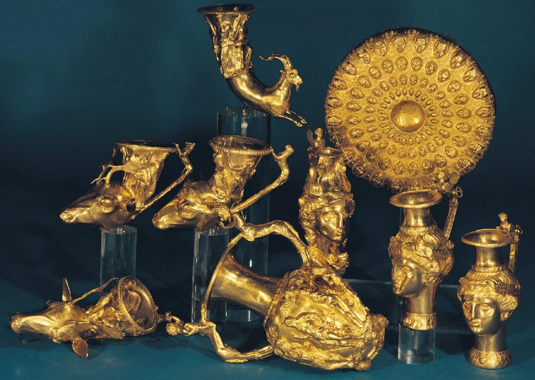 سرگذشت گنجینه پادشاه بزرگ ایرانیان داریوش سوم