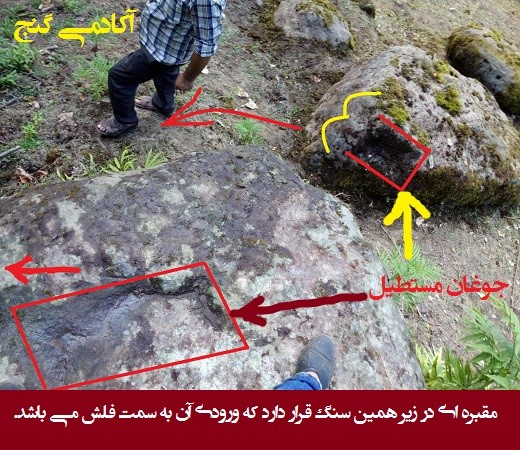 انگشتر مردانه فدیوم عقیق یمنی حیدری با سنگ عقیق پرتقالی رنگ