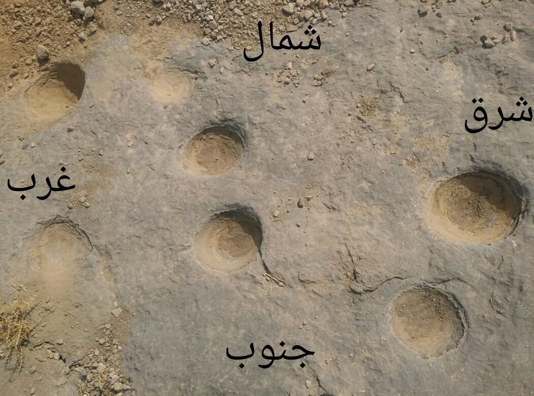 انواع جوغن (جوغان) در گنج یابی و دفینه یابی قبر و مقبره باستانی