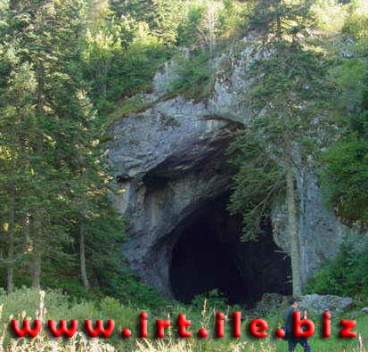 انواع غارها در گنج یابی گنجینه و دفینه های مخفی و پنهان شده داخل غار