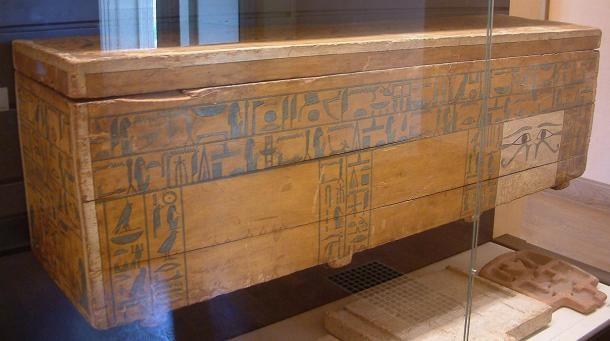کشف بقایای مغز مومیایی شده یک زن 3200 سال پیش در شهر اَسیوط در مصر باستان