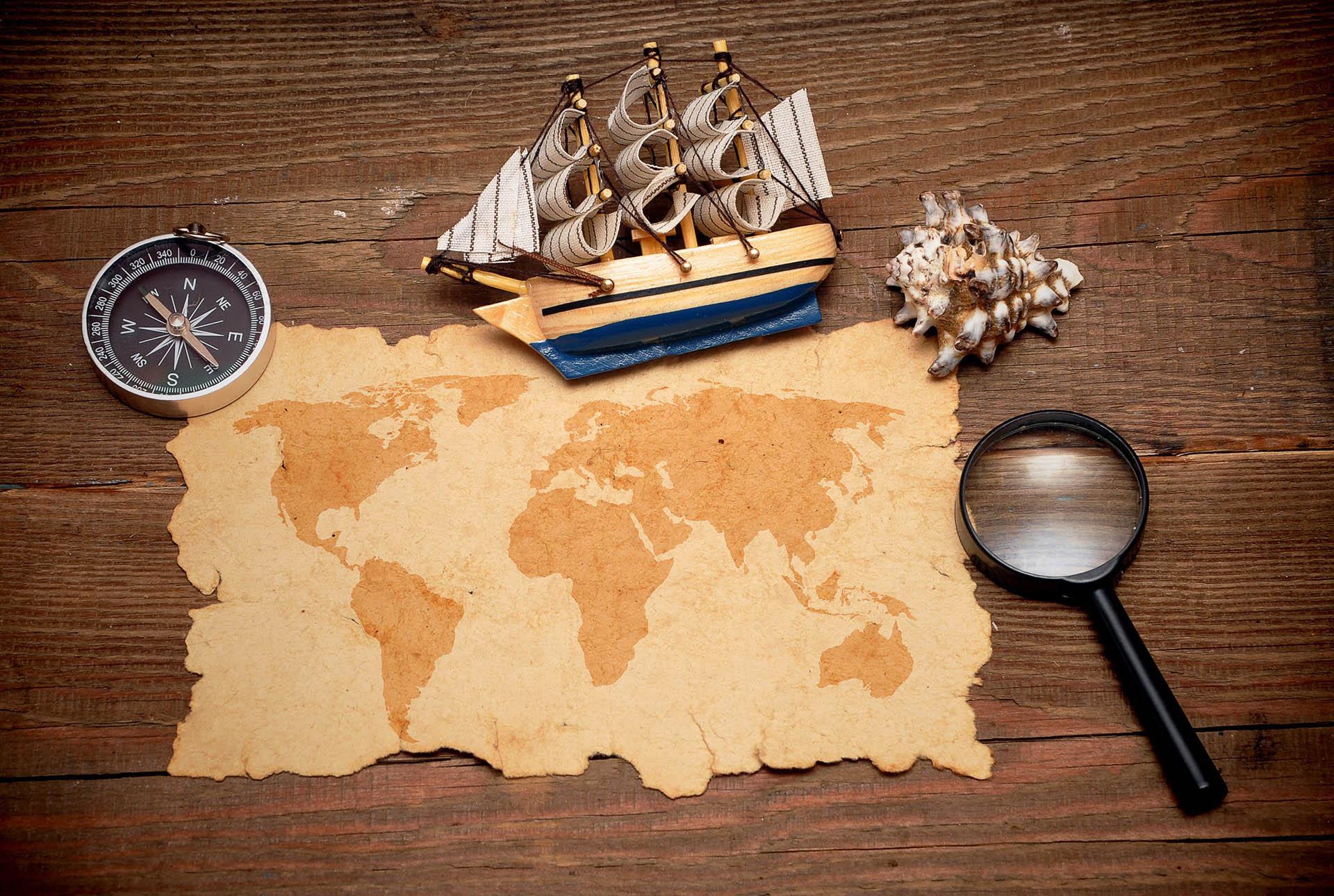 روش انطباق نسخه با مکان و محل نقشه گنج و دفینه,کروکی نسخه وزیری و شاهی (نقشه گنج منطقه)