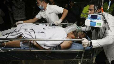 خبرهای جدید از سقوط هواپیمای فوتبالیست های برزیلی در فرودگاه کلمبیا,تصاویر و عکس و فیلم لحظه سقوط هواپیمای فوتبالیست های برزیلی