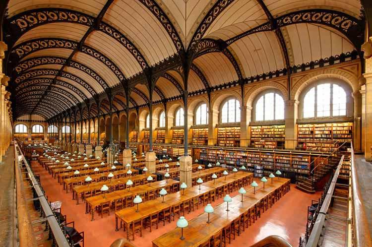 کتابخانه سنت ژنویو