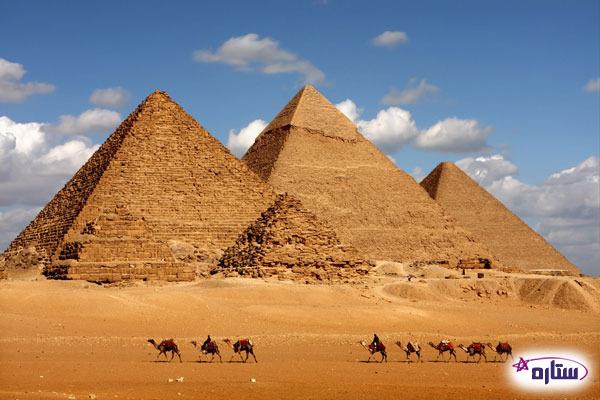 اسرار و رمز و رازهای ساخت اهرام سه گانه مصر,آیا اهرام ثلاثه مصر توسط موجودات فضایی بیگانگان باستانی و جنها ساخته شده است؟