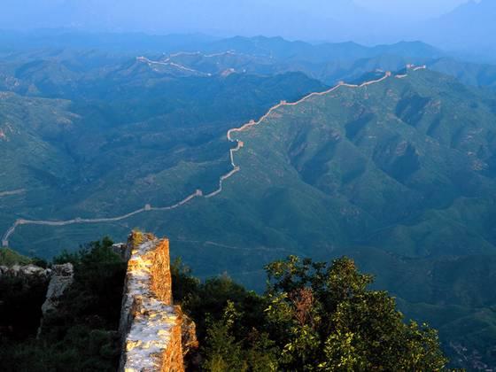 تصاویر و عکسهای دیدنی از عجایب هفتگانه جدید جهان (دیوار بزرگ چین تا مجسمه حضرت مسیح)