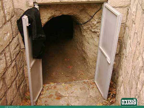 تونل زیرزمینی تاریخی و اسرار آمیز کهندژ - دژ زیرزمینی یا شهر نظامی کهندژ،افسانه یا حقیقت؟