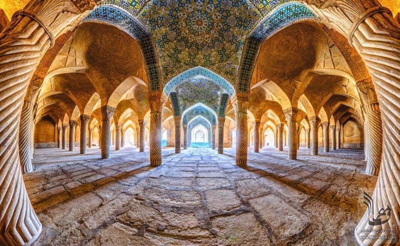بررسی هنر معماری و تمدن ایران در دوره باستان,تپه ها و بناهای تاریخی و آثار فراوان باقی مانده از دوران باستان ایران