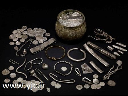 گنجها و دفینه های شگفت انگیز باستانی و سکه های عتیقه کشف شده