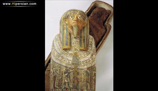 عکس هایی از نمایشگاه بزرگ مومیایی,تصاویر اجساد مومیایی شده در مصر باستان