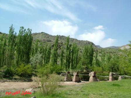 آشنایی با روستای تاریخی و باستانی مشکول در شهرستان خلخال