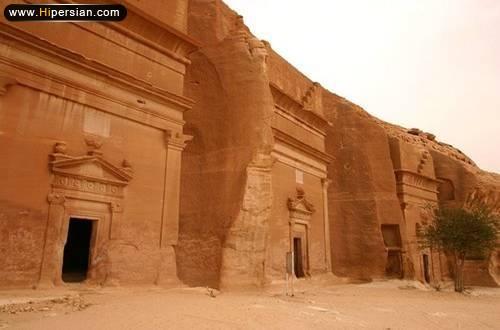 شهر باستانی طلسم شده پترا,آیا شهر تاریخی پترا توسط جن ها (اجنه) و موجودات فرازمینی ساخته شده است؟