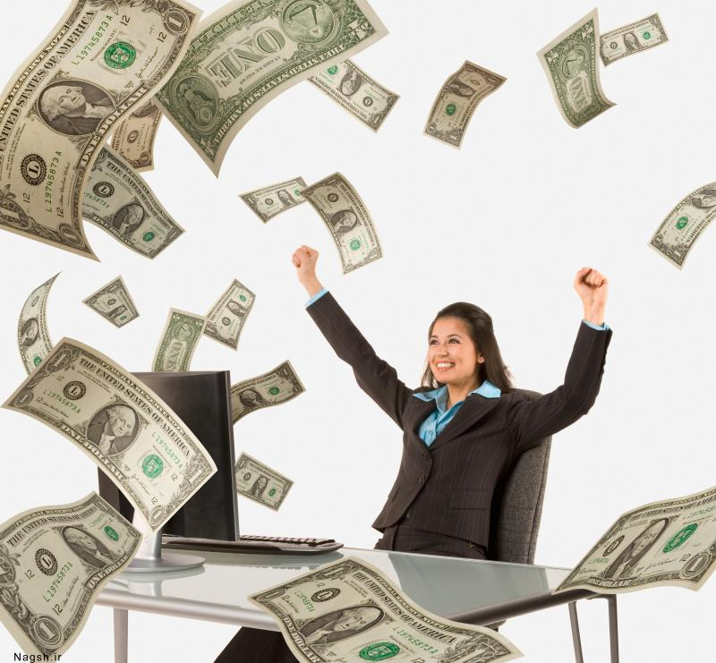 موفقیت و پول و ثروت بی انتها در زندگی – نيروی جاذبه پول