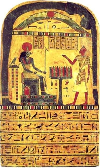 کشف مقبره کاهن اعظم (رامون را) خدای مصر باستان و زئوس در یونان و یوپیتر رومیان در مصر باستان