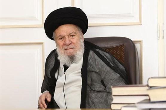 خبر درگذشت آیت الله موسوی اردبیلی مرجع تقلید و عالم روحانی