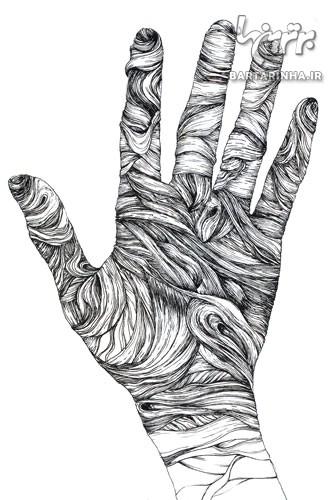 تست روانشناسی و شخصیت شناسی از روی انگشتان دست و روشهایی برای رسیدن به موفقیت در زندگی