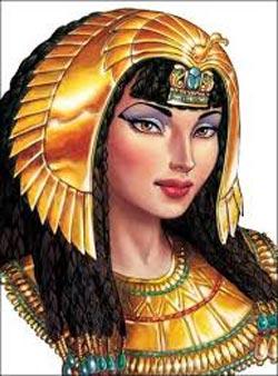افشای اسرار و رازهای مصر باستان,تصاویر فراعنه و ملکه ها با چشمان سرمه کشیده نشانه چیست؟