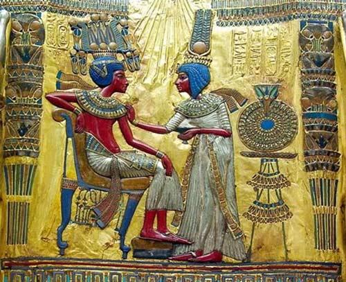 متون سحرآمیز و فرمول جادویی و سحر و طلسم,طلسمنامه جادویی زمان مصر باستان