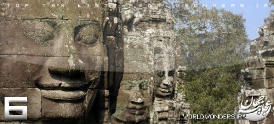 معبد Angkor Wat – کامبوج