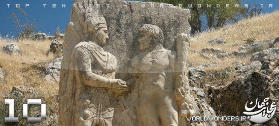 آرشام (Arsameia ) – کوه نمرود، ترکیه