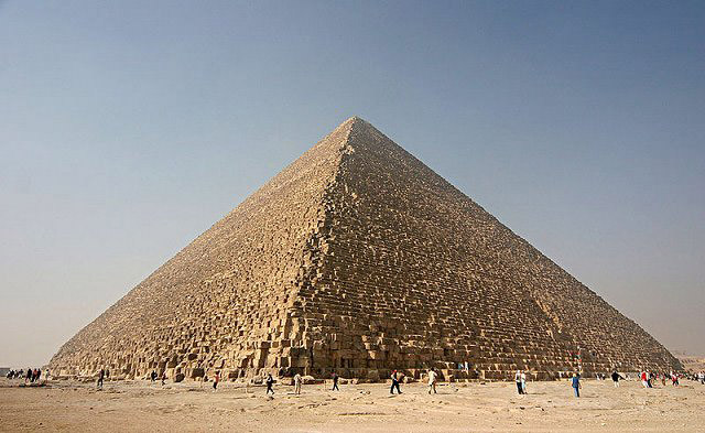 معرفی و آشنایی با عجایب هفتگانه دوران باستان با عکس و تصاویر شگفت انگیز و دیدنی