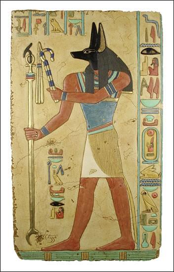 اطلاعاتی درباره نامهای خدایان مصر باستان از آمون گرفته تا انوبیس