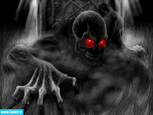 داستان های جن و ارواح واقعی,حقایق و ماجراهای ترسناک جن و ارواح