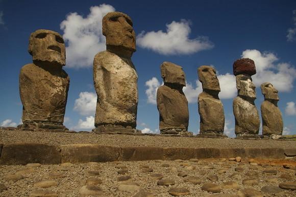 تصاویر و عکسهای مشهورترین تندیس و مجسمه های تاریخی باستانی چند هزار ساله در جهان