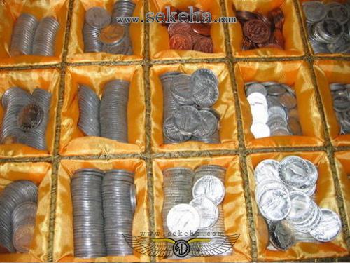 انواع سکه تقلبی