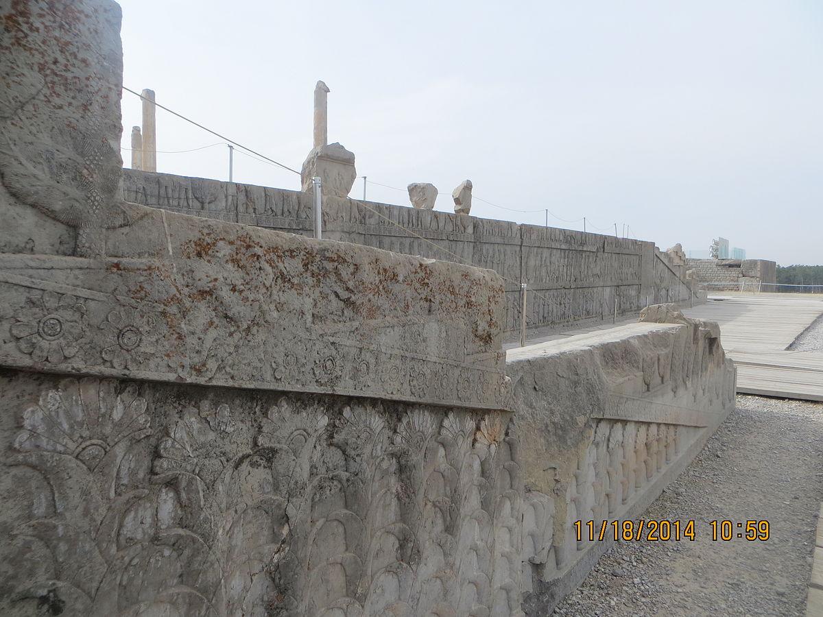 شهر باستانی تخت جمشید یا پارسه,پایتخت باشکوه و تشریفاتیِ پادشاهی ایران در دوران هخامنشیان