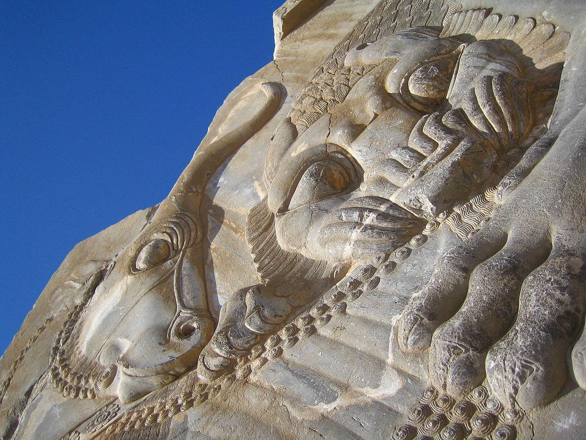 معماری باشکوه هخامنشی,معماری بناها و کاخ ها در دوره هخامنشیان