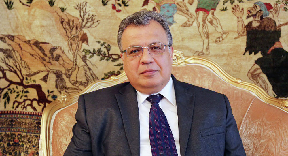 ماجرای ترور سفیر روسیه در ترکیه /حمله مسلحانه به سفیر روسیه در آنکارا