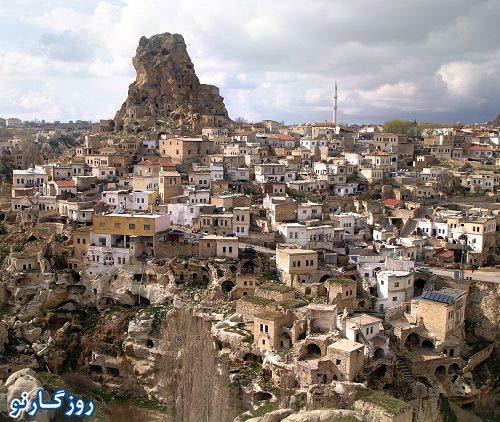 کشف شهر زیرزمینی درینکویو متعلق به زرتشتیان شگفت انگیزترین مکان تاریخی و باستانی در ترکیه