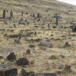 سنگ قبرهای دارای علامت و نشانه – نقوش و سمبل ها در قبرستان و گورستان باستانی