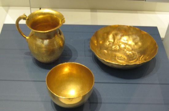 عکسهای گنجینه جیحون یا گنج و عتیقه های آمودریا دوره هخامننشیان در موزه های خارجی
