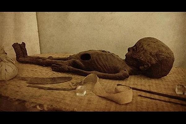 کشف اسرار و رازهای مومیایی های مصر باستان با استفاده از سی تی اسکن,مومیایی,رموز مومیایی های مصر باستان