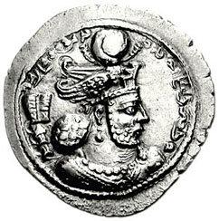 درباره سکه های دوران ساسانی,سکه های زمان ساسانی از جنس طلا نقره مس برنج و سرب
