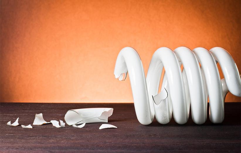عوارض و خطرات لامپ های کم مصرف -  آیا لامپهای کم مصرف باعث ایجاد سرطان میشوند؟