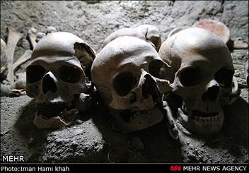 کشف شهر زیر زمینی باستانی در جنوب غربی شهرستان ملایر متلعق به قبل از دوره اشکانیان
