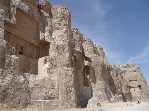 آشنایی با شهرستان باستانی و تاریخی مرودشت در استان فارس,مناطق و مکانهای تاریخی و باستانی شهرستان مرودشت