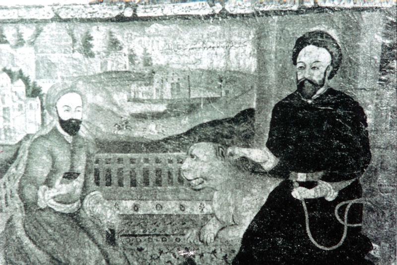 زندگینامه و بیوگرافی استاد شیخ بهایی - استاد علوم غریبه و دانشمند ایرانی شیخ بهایی
