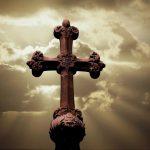 علامت و نماد صلیب در گنج و دفینه یابی نشانه صلیب و قبرستان مسیحیان