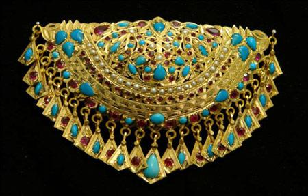 ساخت جواهرات و زیورآلات در ایران باستان از دوره هخامنشیان و اشکانیان تا ساسانیان