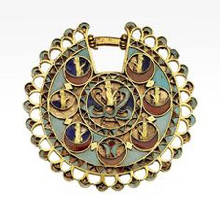 جواهرات و زیورآلات,جواهرسازى,زیورآلات ایران