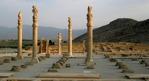 Apadana Palace in Persepolis located in Iran.tif