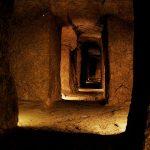 کشف شهر زیرزمینی باستانی اویی نوشآباد پاِیتخت انوشیروان پادشاه ساسانی