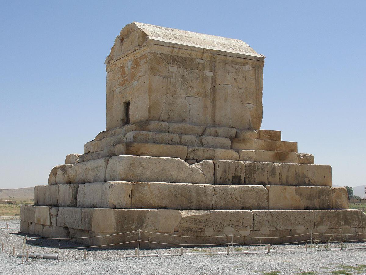 عکسهای آرامگاه کوروش بزرگ پادشاه هخامنشی در پاسارگاد شیراز ,قبر و مقبره کوروش کبیر هخامنشیان در منطقه باستانی پاسارگاد فارس