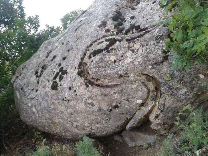 مفهوم نشانه مار در گنج و دفینه یابی,کارشناسی علامت و نماد مار بر روی سنگ در باستان شناسی